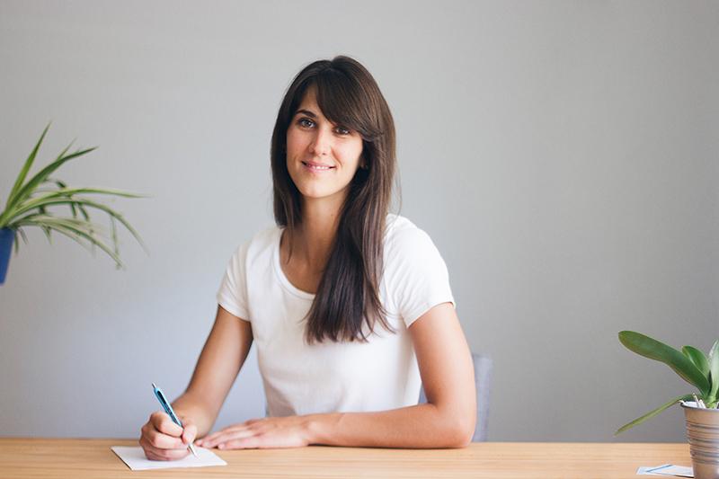 Pia Staab Osteopathie | Portrait von Pia Staab